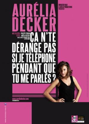 Affiche Aurélia Decker017 - version MAX vierge
